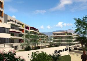 programme neuf ajaccio residence stiletto