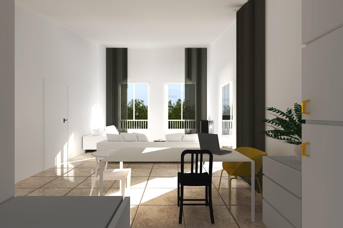 residence neuve bastelicaccia. Black Bedroom Furniture Sets. Home Design Ideas